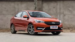 Chery Arrizo5 Sport Launched in China 3