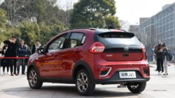 Geely X1 (Emgrand Mini) Revealed to Media Ahead of Official Debut 9