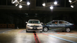C-NCAP Tests World's First 90 Degrees Car-to-Car Collision 4