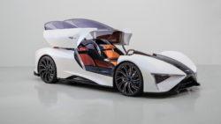 TechRules Debuts 1287hp TREV Supercar In Geneva 8
