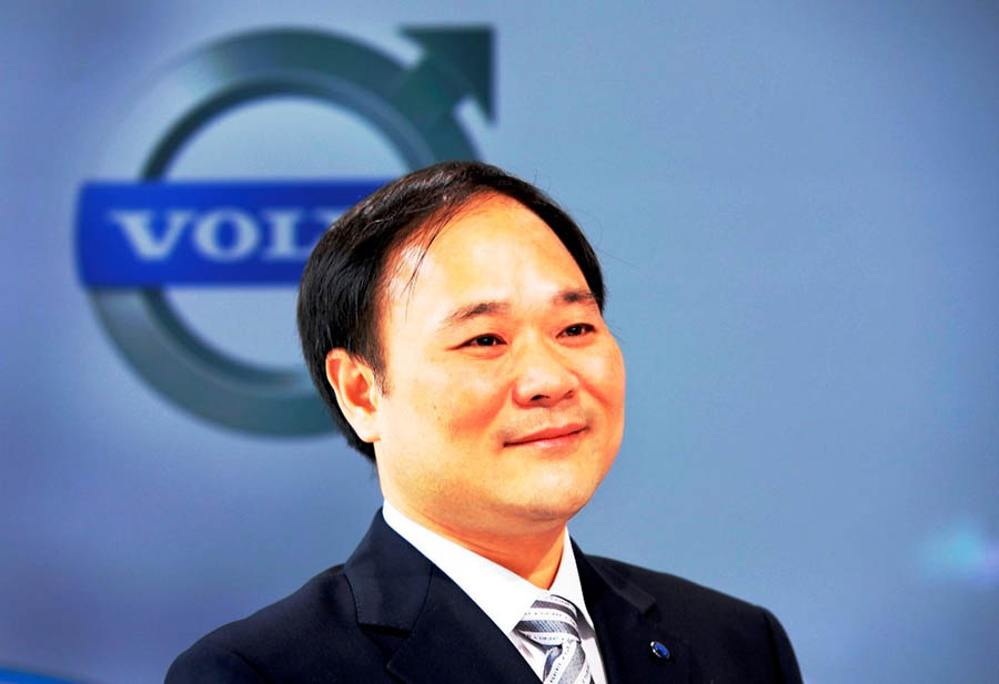 Geely Auto Sees an Increase of 419 Percent in Its Worth 1