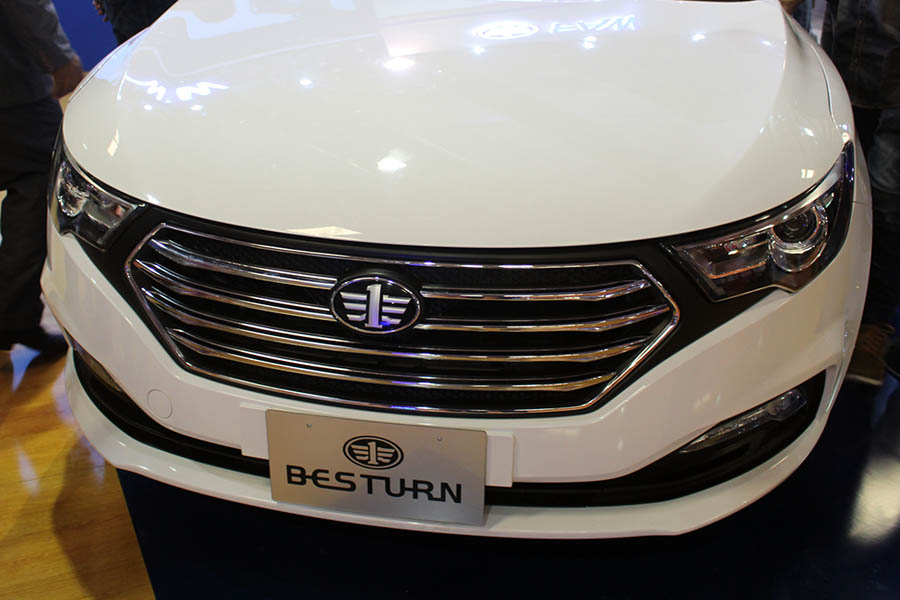 FAW B30 at Pakistan Auto Show 2017 27
