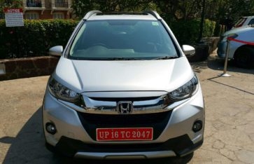 Should Honda Atlas Launch the WR-V Crossover in Pakistan? 8