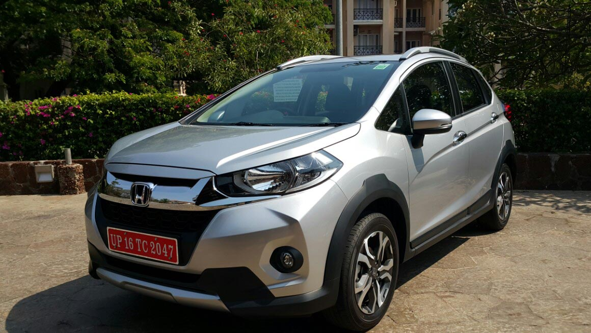 Honda Will Launch WR-V in India Starting from INR 6.5 lac 22