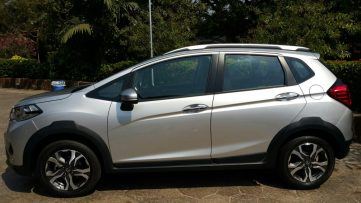 Should Honda Atlas Launch the WR-V Crossover in Pakistan? 12