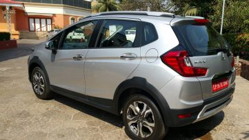 Should Honda Atlas Launch the WR-V Crossover in Pakistan? 14