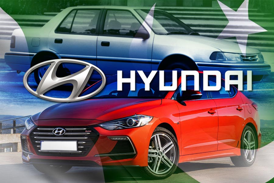 Hyundai In Pakistan The Past And The Future Carspiritpk