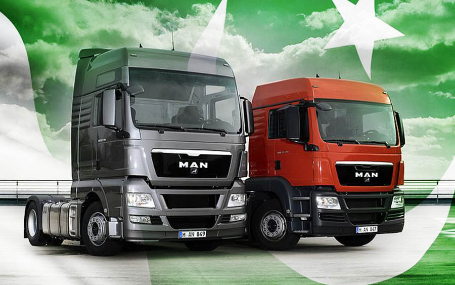 German Truck Company MAN SE to Enter Pakistan 1