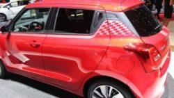 New Suzuki Swift at 2017 Geneva Motor Show 4