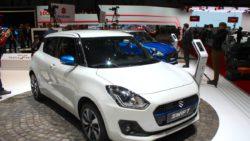 New Suzuki Swift at 2017 Geneva Motor Show 11