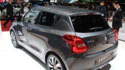 New Suzuki Swift at 2017 Geneva Motor Show 7
