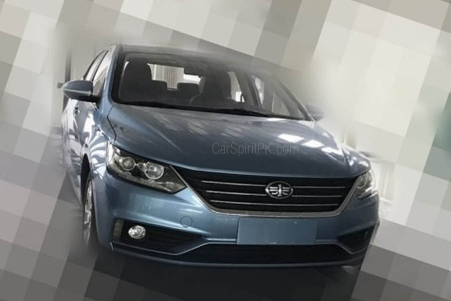 FAW Developing A New Sedan 1