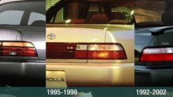 7th Generation Corolla E100- The Most Popular Corolla in Pakistan 5
