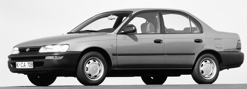 7th Generation Corolla E100- The Most Popular Corolla in Pakistan 5