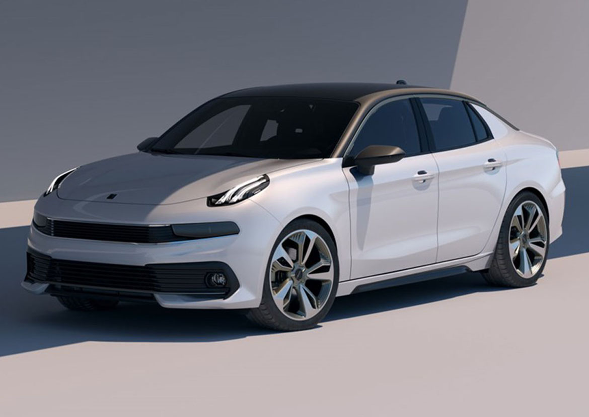 Geely Launches The Lynk & Co 03 Concept at Shanghai Auto Show 18