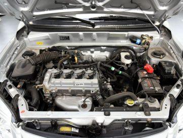 The 1000cc FAW N5 Sedan 17