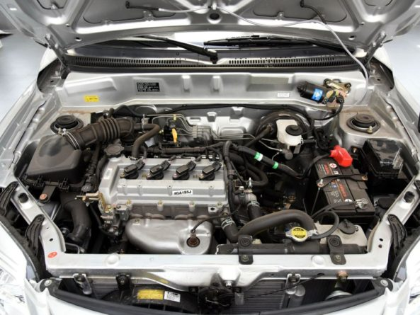 The 1000cc FAW N5 Sedan 16