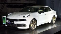 Geely Launches The Lynk & Co 03 Concept at Shanghai Auto Show 16