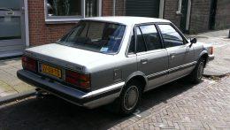 Daihatsu Charmant- A Reliable Sedan of the 1980s 6