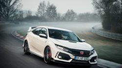 2017 Honda Civic Type R Captures Nurburgring Lap Record 1