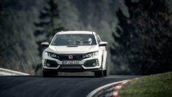2017 Honda Civic Type R Captures Nurburgring Lap Record 5