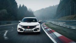 2017 Honda Civic Type R Captures Nurburgring Lap Record 2