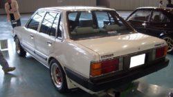 Daihatsu Charmant- A Reliable Sedan of the 1980s 12
