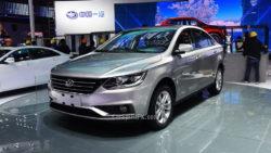 FAW At Shanghai Auto Show 2017 2