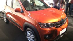 Renault Kwid for Brazil Gets Structural Changes To Make It Safer 4
