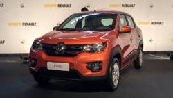 Renault Kwid for Brazil Gets Structural Changes To Make It Safer 5