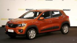 Renault Kwid for Brazil Gets Structural Changes To Make It Safer 6