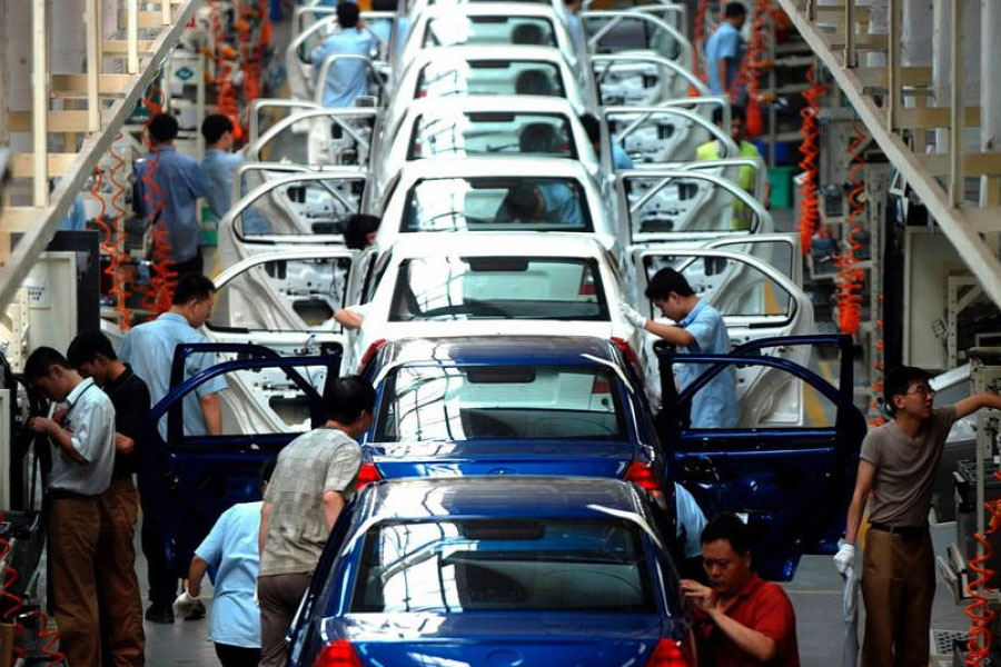 Chinese Car Market To Hit 35 Million Sales A Year By 2025 14