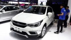 FAW At Shanghai Auto Show 2017 31
