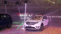 Honda BR-V Launched in Pakistan 3