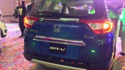 Honda BR-V Launched in Pakistan 6