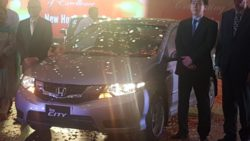 Honda Pakistan Introduces Cosmetic Changes to the City Sedan 4