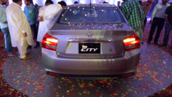 Honda Pakistan Introduces Cosmetic Changes to the City Sedan 8