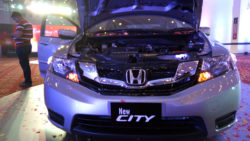 Honda Pakistan Introduces Cosmetic Changes to the City Sedan 5