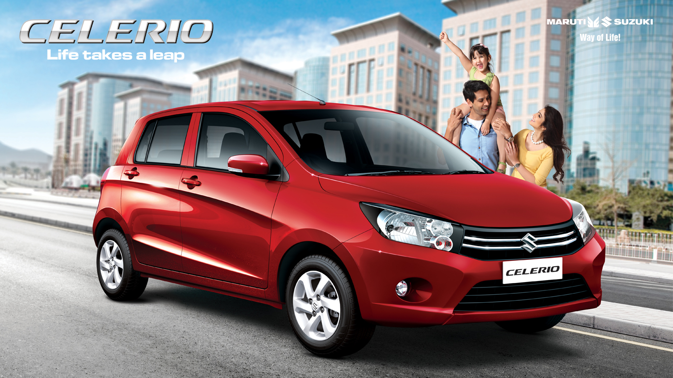 The INR 5.4 lac Celerio vs PKR 13.9 lac Cultus 2