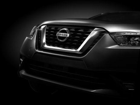 Nissan Kicks Teased in China Ahead of Shanghai Auto Show 2
