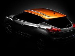 Nissan Kicks Teased in China Ahead of Shanghai Auto Show 4