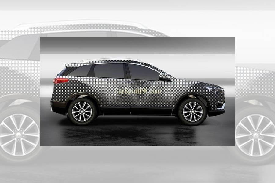 FAW Teases the R9 SUV For Shanghai Auto Show 2017 4