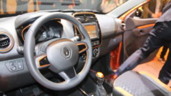 Renault Kwid for Brazil Gets Structural Changes To Make It Safer 7