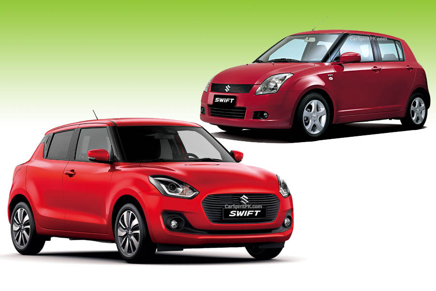 Fourth Generation Suzuki Swift Launched- Pakistan Still Gets the Second Generation 1
