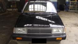Daihatsu Charmant- A Reliable Sedan of the 1980s 11