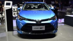 Toyota Levin Facelift At Shanghai Auto Show 2017 2