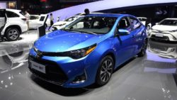 Toyota Levin Facelift At Shanghai Auto Show 2017 7
