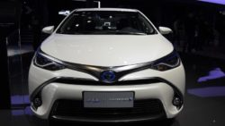 Toyota Levin Facelift At Shanghai Auto Show 2017 12