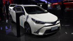 Toyota Levin Facelift At Shanghai Auto Show 2017 13