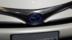 Toyota Levin Facelift At Shanghai Auto Show 2017 15